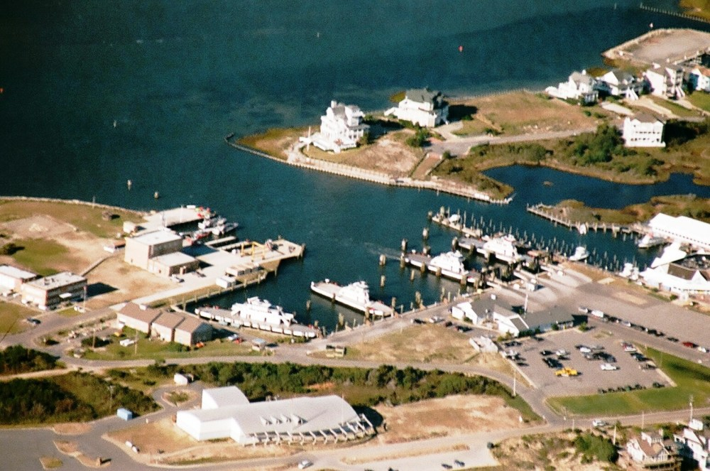 Ocracoke, NC OBX Aerial Photos... (4/4)