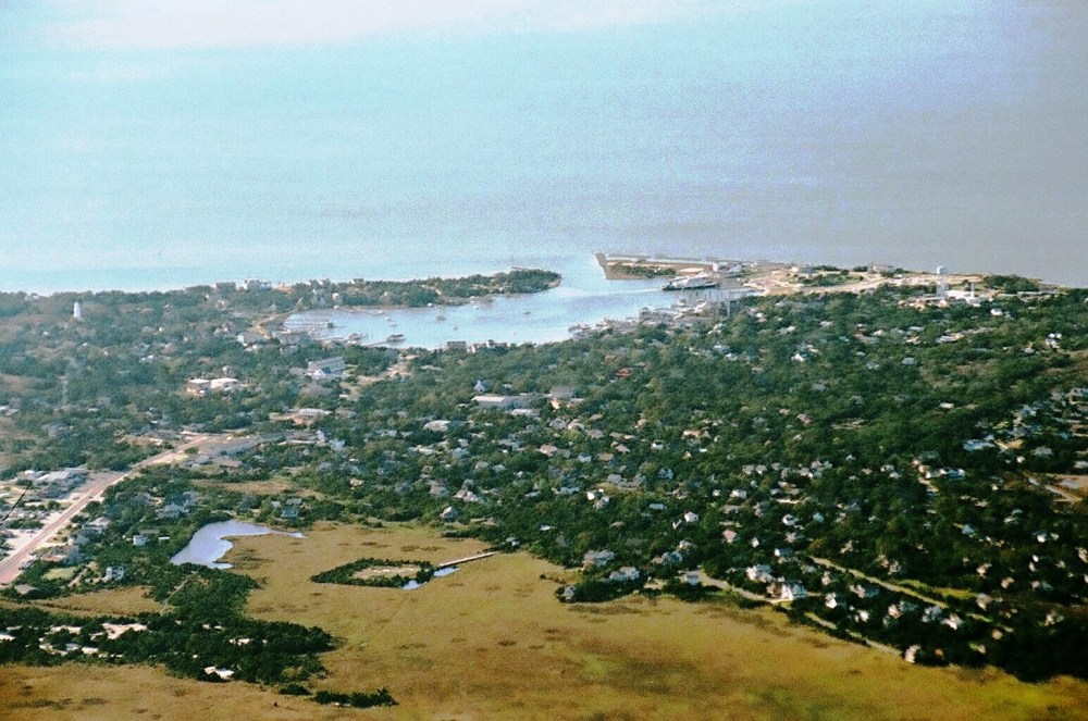 Ocracoke, NC OBX Aerial Photos... (3/4)