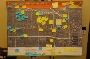 Neighborhood context and food system