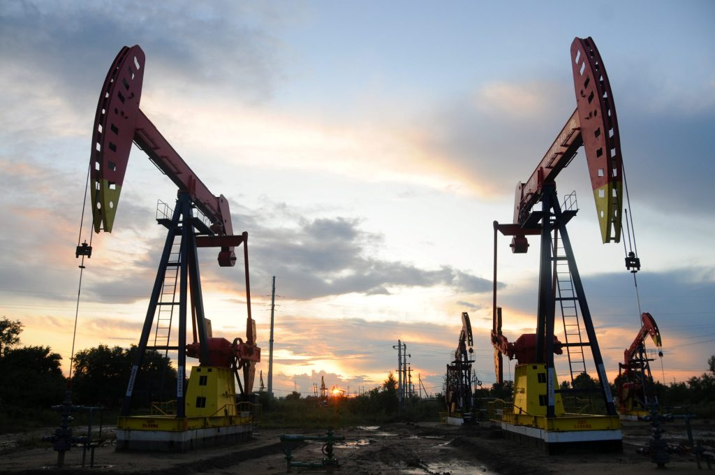 Surge in Crude Oil Prices with Weather Concerns in Gulf of Mexico