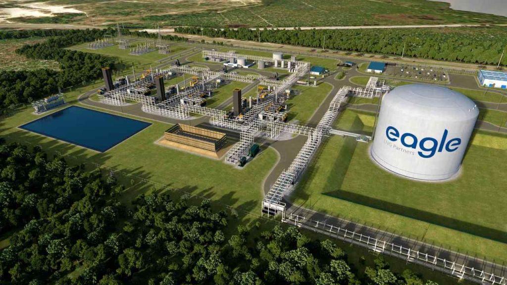 Eagle LNG Partners Propose New Facility for Export
