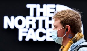 North Face Trolled by Oil and Gas Industry