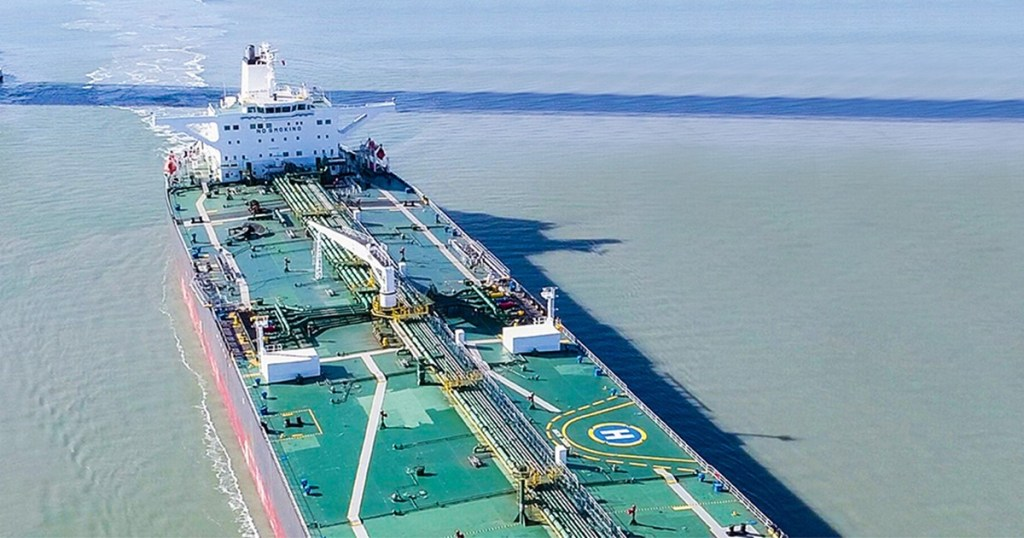 Tanker Owners Looking Forward to a Rise in Crude Oil Production