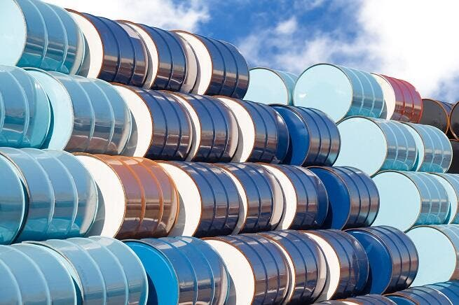 Crude Oil Transport by ExxonMobil Everyday