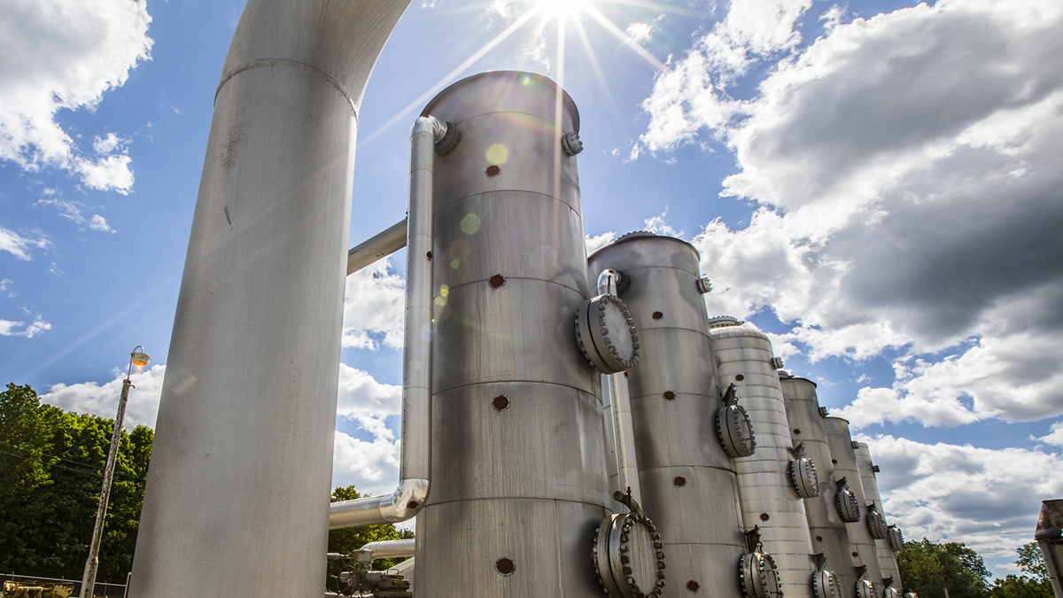 New Hampshire Customers get a Change in Natural Gas Distribution