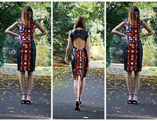 Ode_Urban Tribe Berlin_Print_Dress