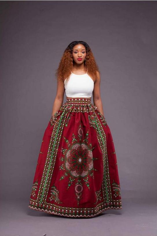Grass-Fields_Nsam Skirt