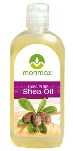 shea nut oil for hair and skin - Morimax Oils Giveaway_Shea Oil