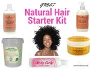 great natural hair starter kit