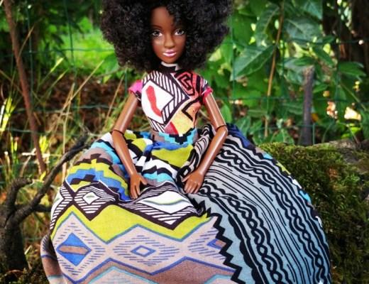 black doll - schwarze Puppen