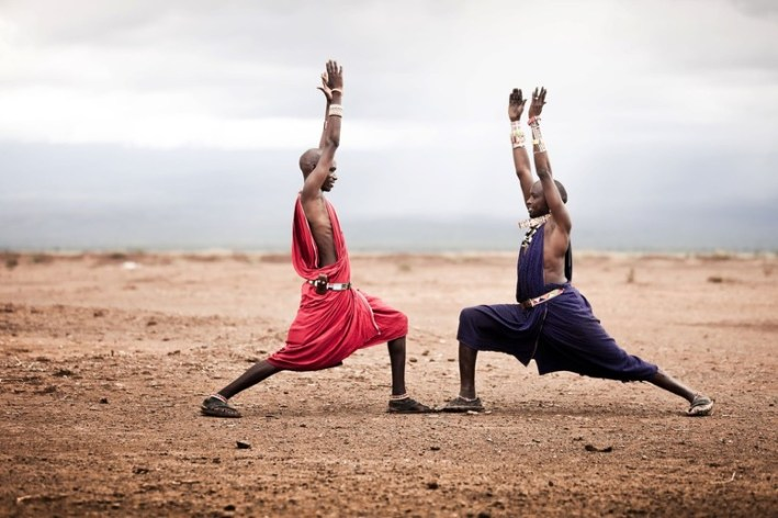 Image result for Africa Yoga Project