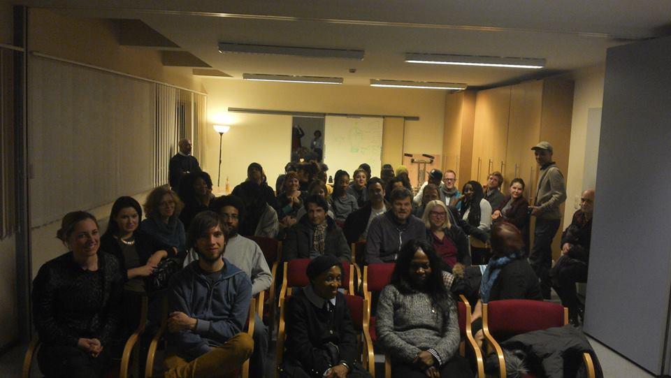 Black History Month - Reading in Hamburg: ANLEITUNG zum Schwarz sein (Author: Anne Chebu)