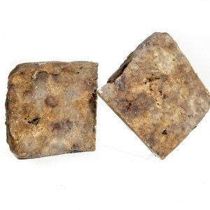 Funke Raw African Black Soap