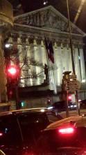 Palais Boubon (the national government building)