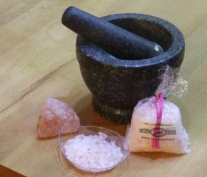 розовая,обычная,гималайская соль