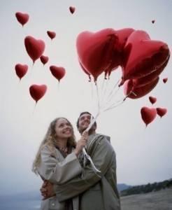 с Днем Святого Валентина всех влюбленных и любящих - !