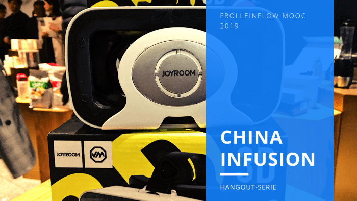 CHINA INFUSION - Hangout-Serie