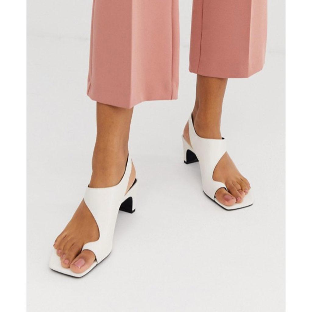 Square Toe: Schuhe von Asos
