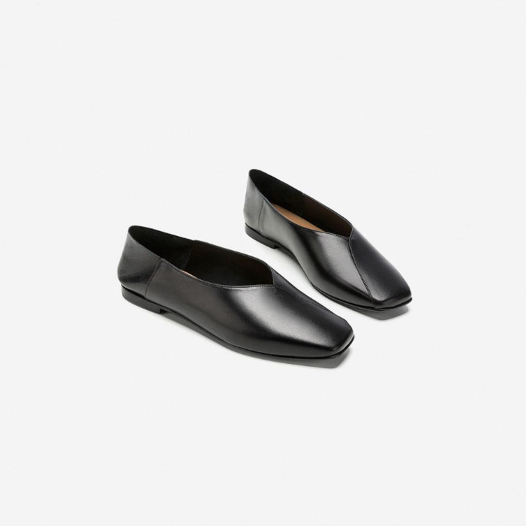 Square Toe: Schuhe von Flattered