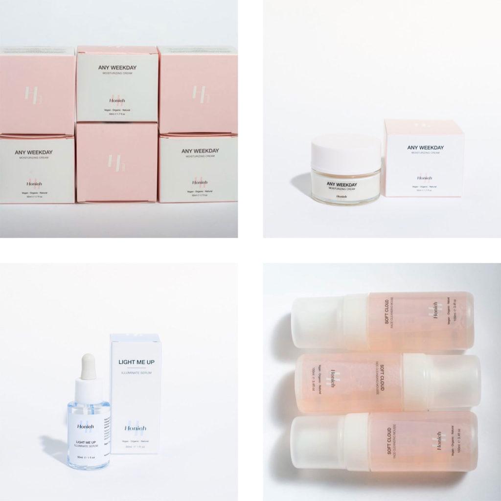 Influencer Brands: Honieh Beauty
