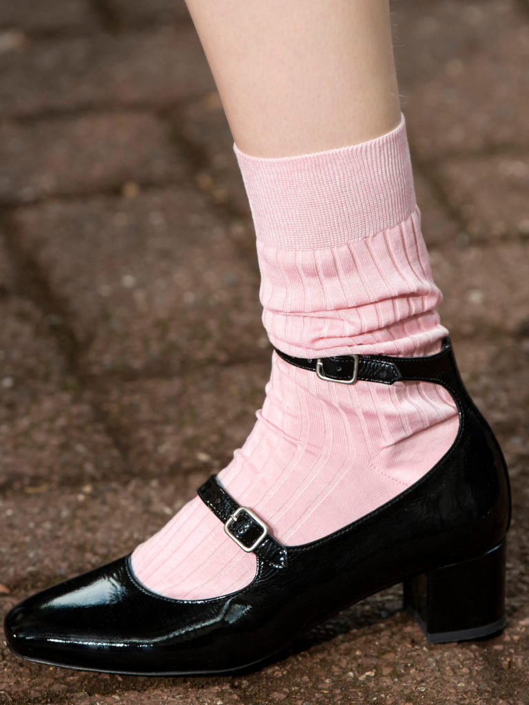 Trendschuhe: Mary Janes