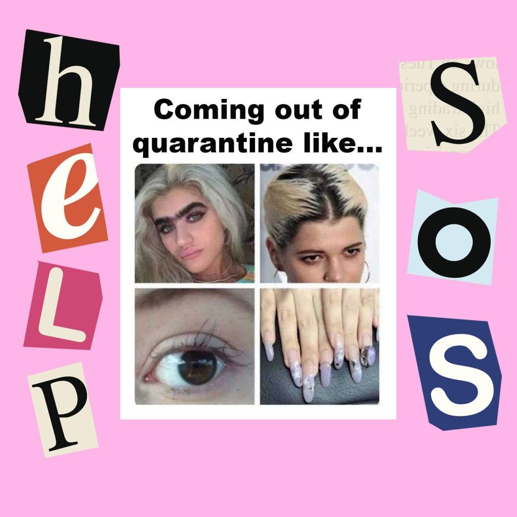 SOS-Beauty-Tipps für die Quarantäne