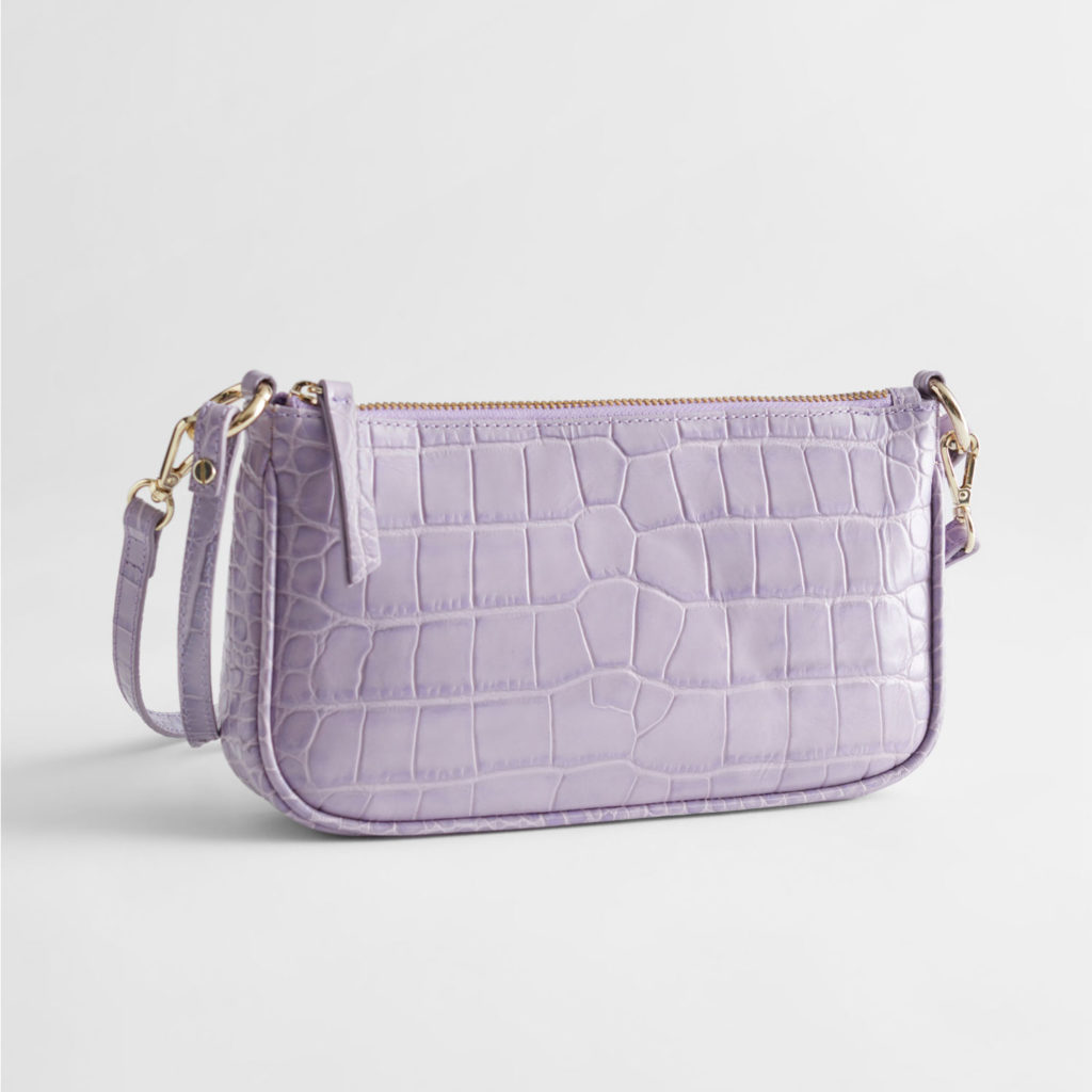 Lilac & Lime: Tasche von And Other Stories