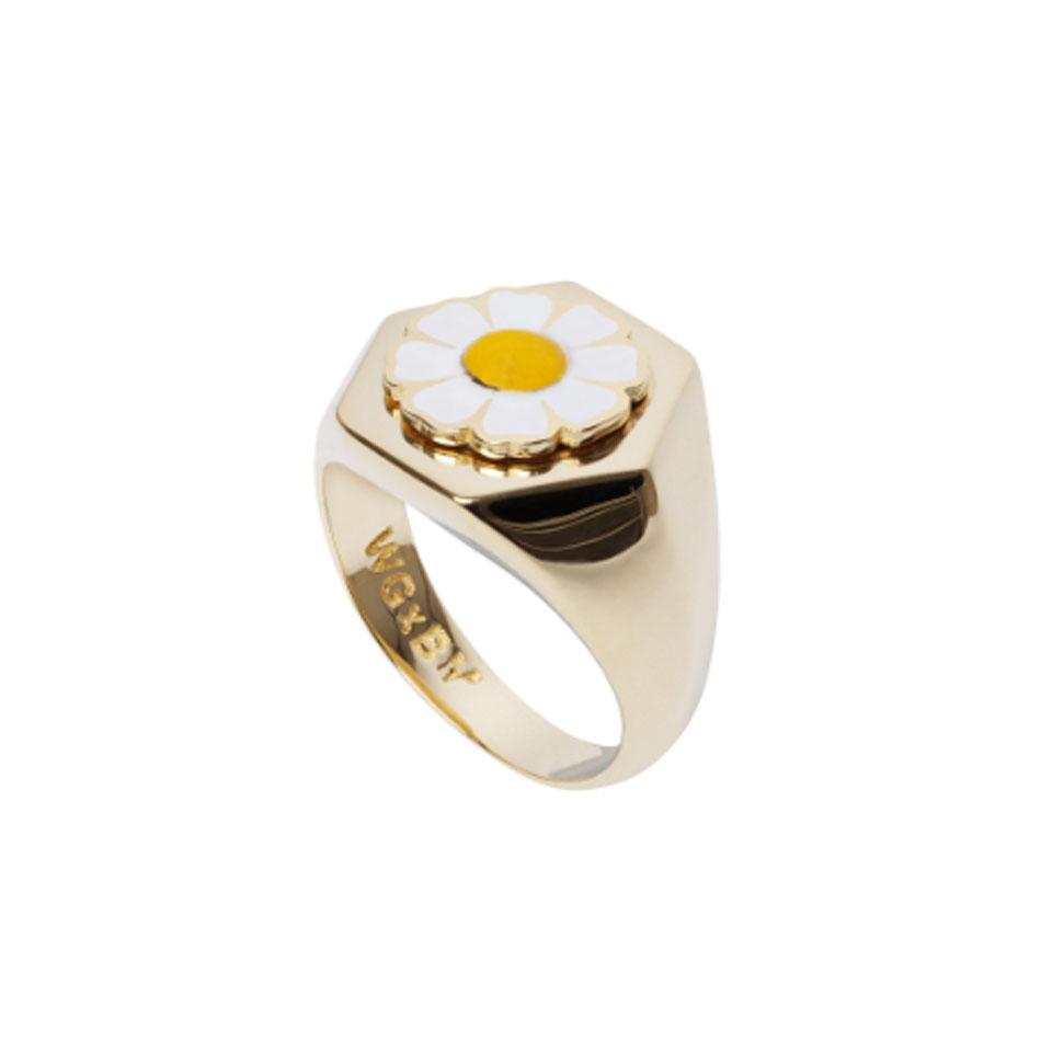 Ring von Wilhelmina Garcia