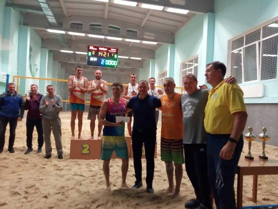 Состоялся Международный чемпионат по пляжному волейболу среди ветеранов