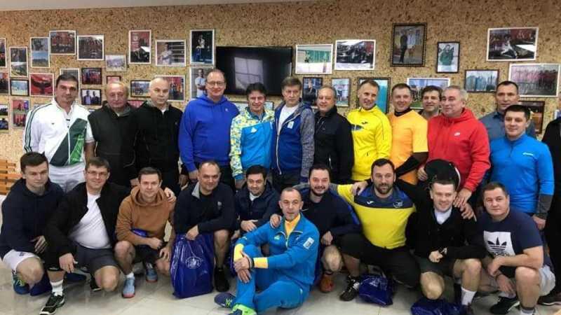 Состоялся парламентский Кубок по теннису — Игорь Молоток