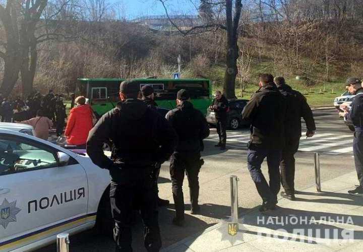 Полиция Авакова скрутила ветеранов АТО из-за конфликта с Сивохо (видео)