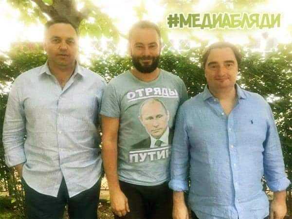Зе-депутата Дубінського помітили в київському кафе у сандалях Gucci за 690 євро (фото)