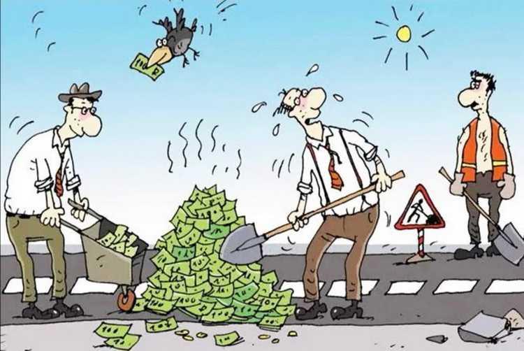 «Велике крадівництво»: в чьих карманах осядут бюджетные миллиарды?