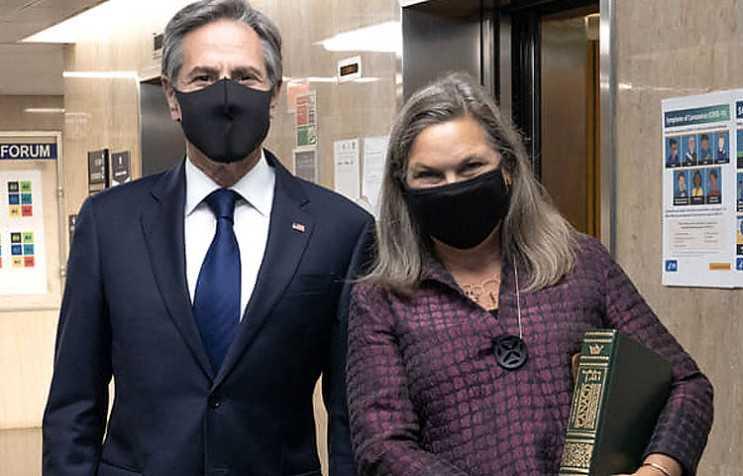 Не только «Нафтогаз» и Россия: О чем Нуланд и Блинкен будут говорить с Зеленским —