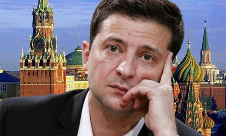 Владимир Зеленский и инфантильный примат