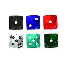 Шестигранные игральные кости от интернет-магазина «Игромаг» — 3 разновидности изделия