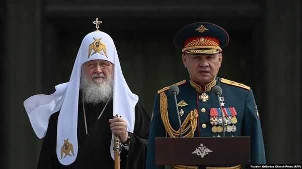 ПЦУ обвиняет РПЦ: патриарх Кирилл помогал захватывать Крым и воевать с Украиной