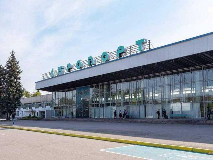 Украинские аэропорты строят Насиров и Кононенко