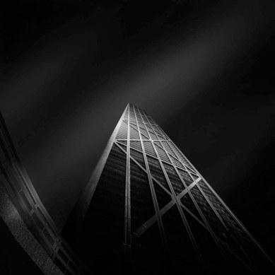 Angles of Light VII ~ John Hancock Center (Big John)