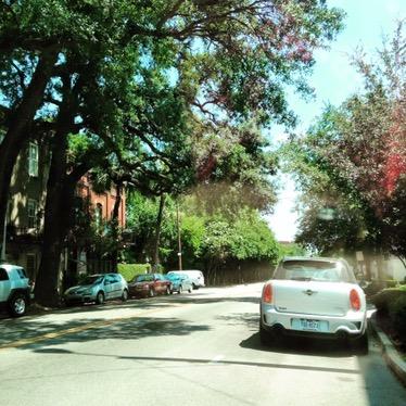 A Day in Savannah, Georgia