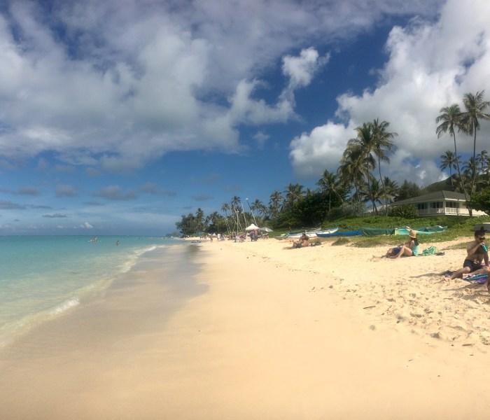 Oahu, Hawaii: Lanikai Beach