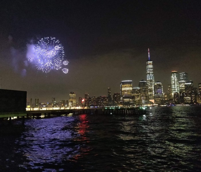 Jersey City, New Jersey: Fireworks, Concerts, & Freedom!