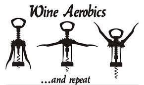 wine arobics