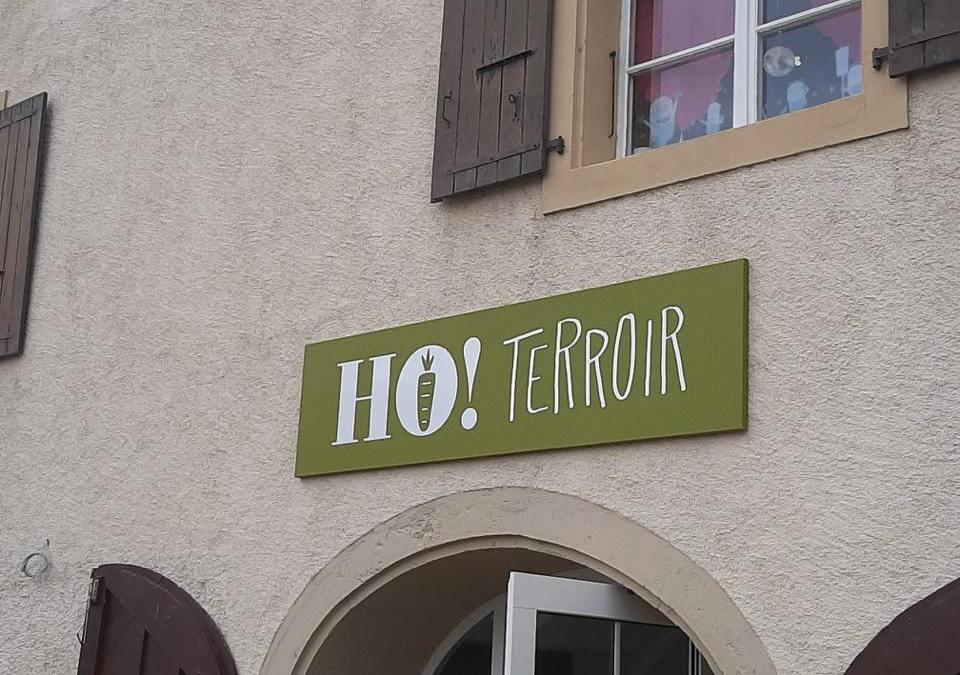 Retrouver nos produits au magasin Ho! Terroir à Mathod