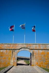 Santa Teresa Fort main gates