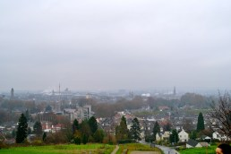 View from Fort St. Pieter