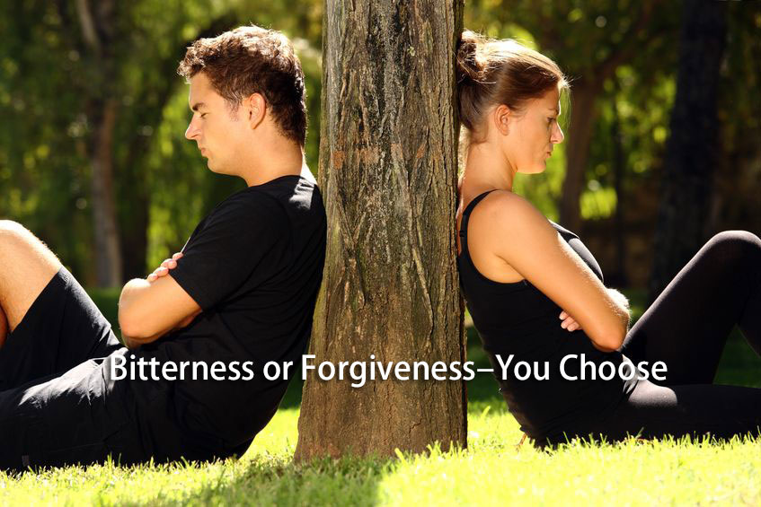 Image result for bitterness and forgiveness