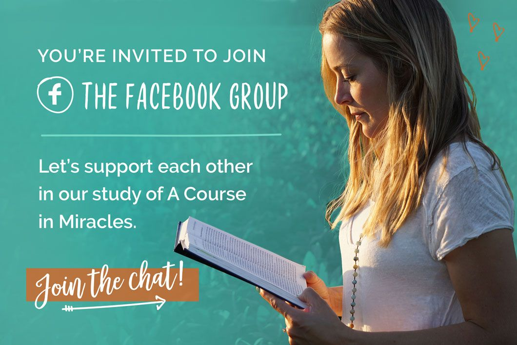 ACIM Study Group Support | Living a Course in Miracles