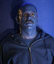 Tobias in blue hoodie