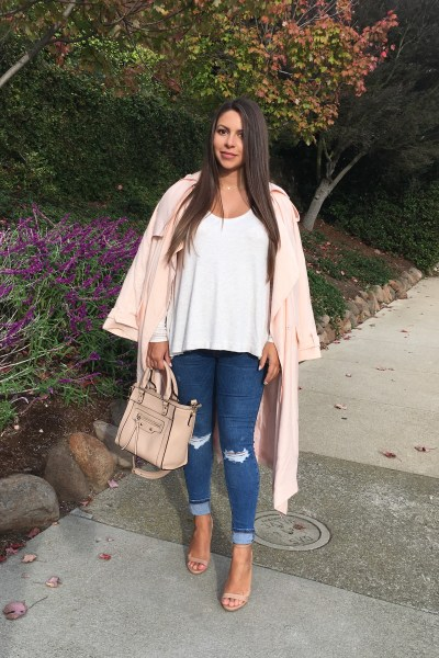 Thermal and Pink Trench